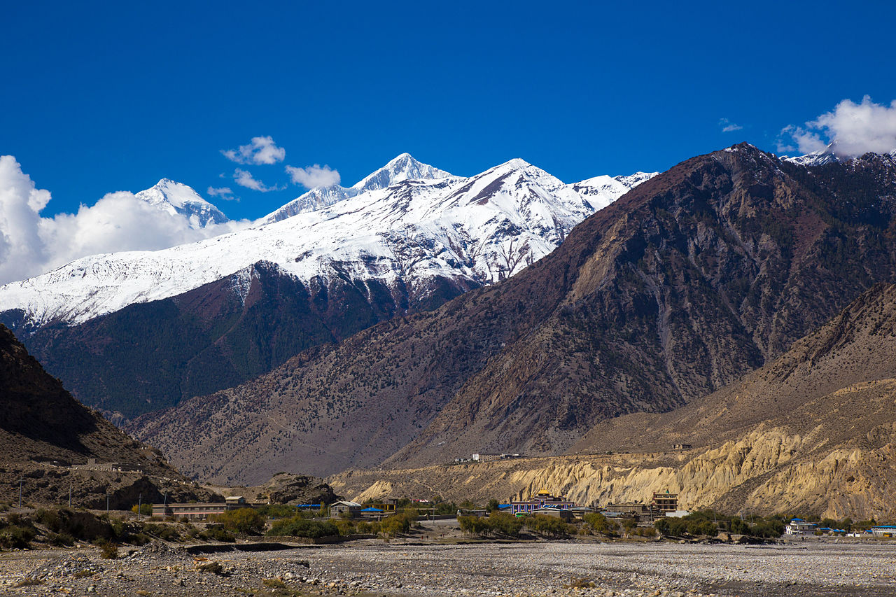 Visit Jomsom in Nepal: The Breathtakingly Beautiful Town