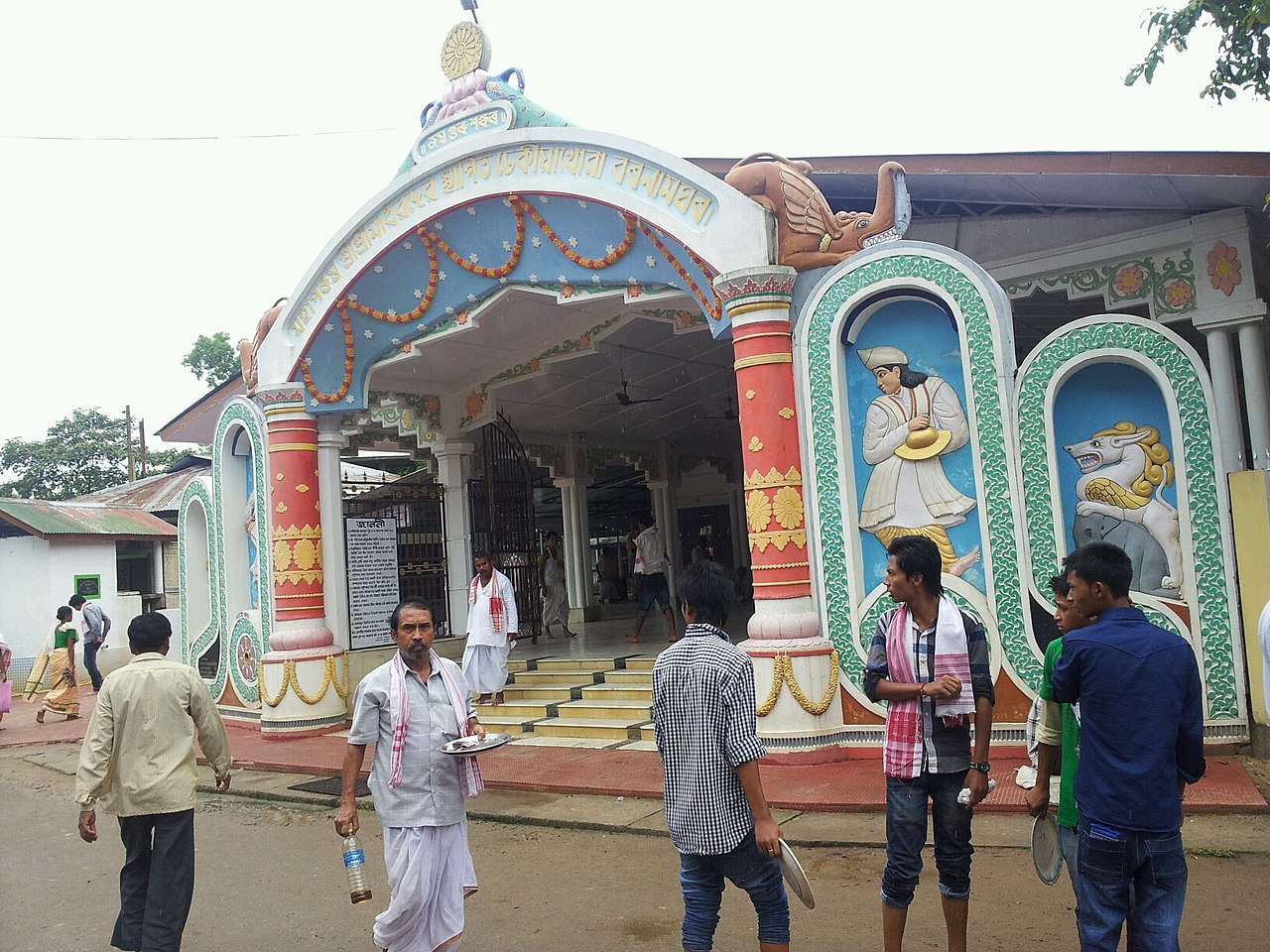 Top Destination To Visit In Jorhat-Dhekiakhowa Bornamghar