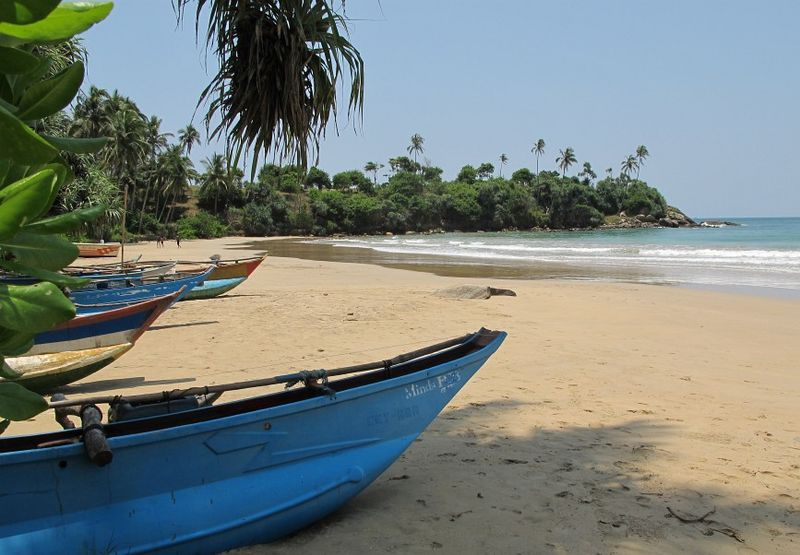 Dickwella Beaches in Sri Lanka That Offer Gorgeous Sandy Shores