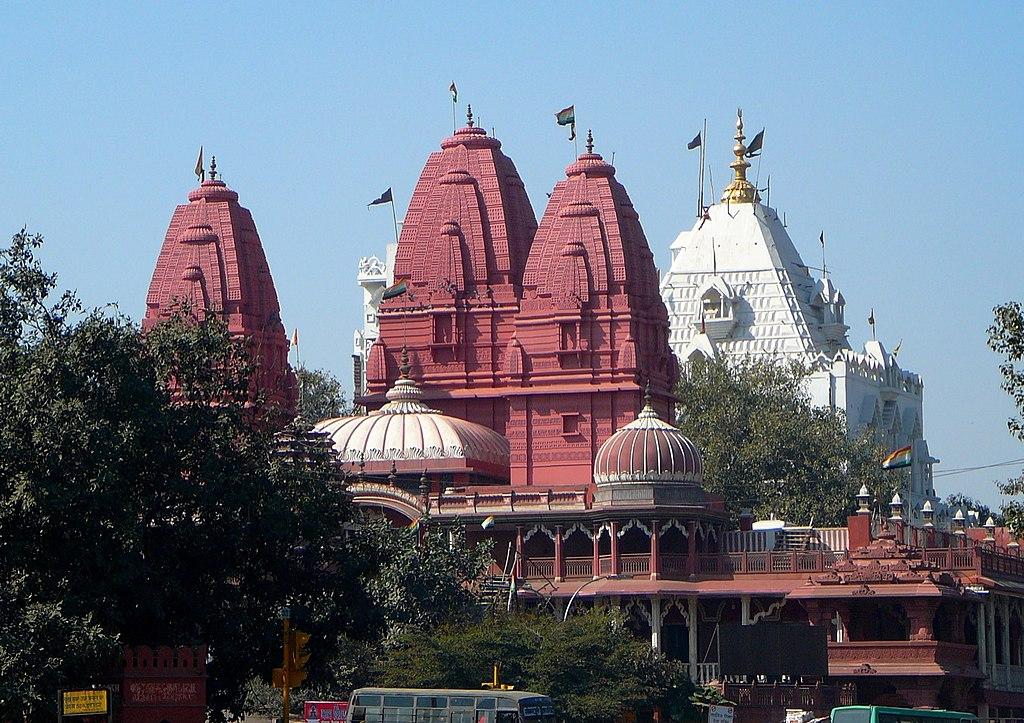 Nice Spiritual Destination In Delhi-Digambar Jain Lal Mandir