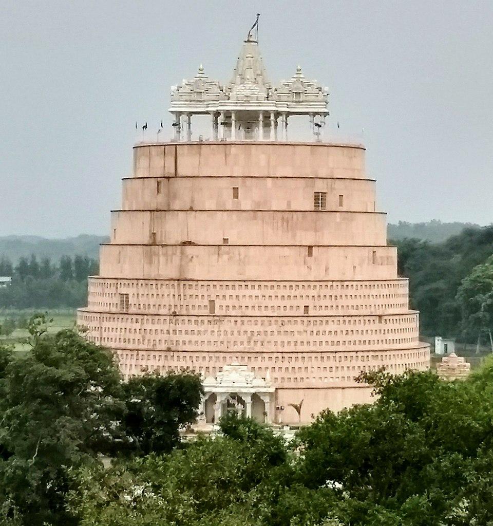 Best Place To Visit In Meerut-Digamber Jain Mandir Hastinapur