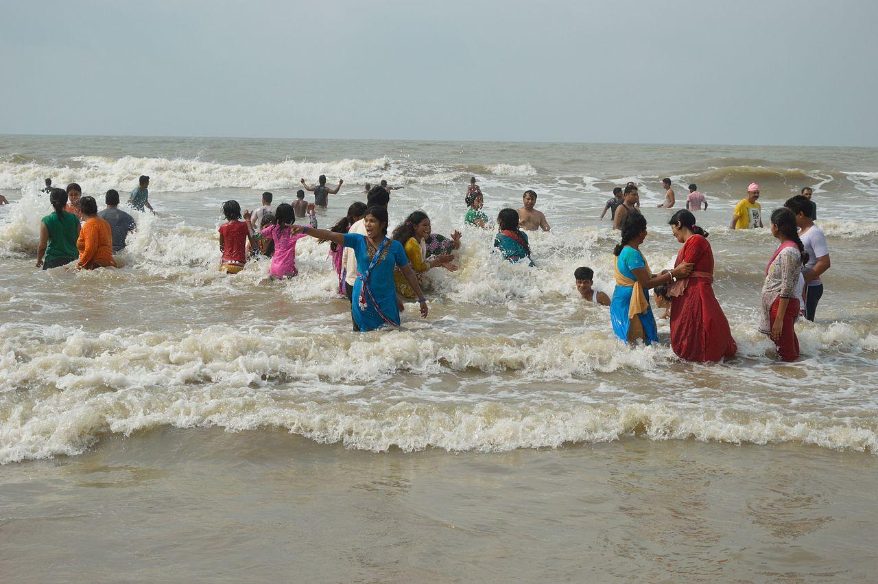 Popular Beach in West Bengal-Digha Beach