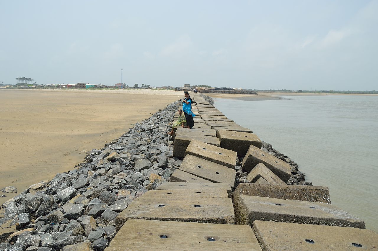 Amazing Place to Visit in Digha-Digha Mohona Watch Point