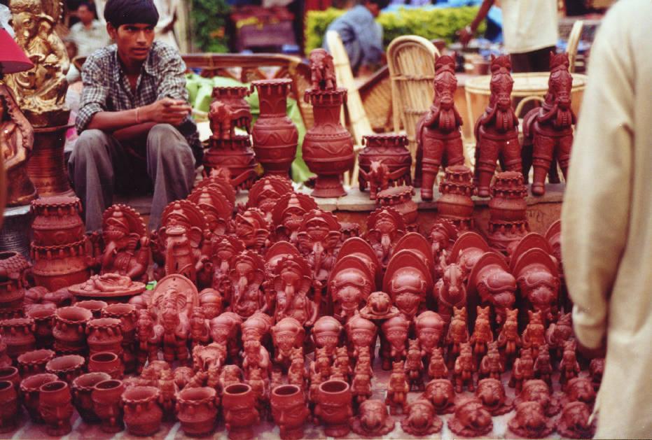 Dilli Haat Amazing Market to Shop in Delhi