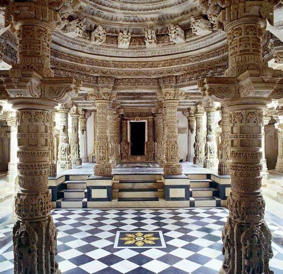 Amazing Place To Visit In Mount Abu-Dilwara Jain Temple