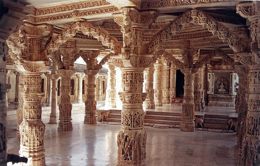 Dilwara Temples - Popular Place To Visit In Mount Abu, Rajasthan