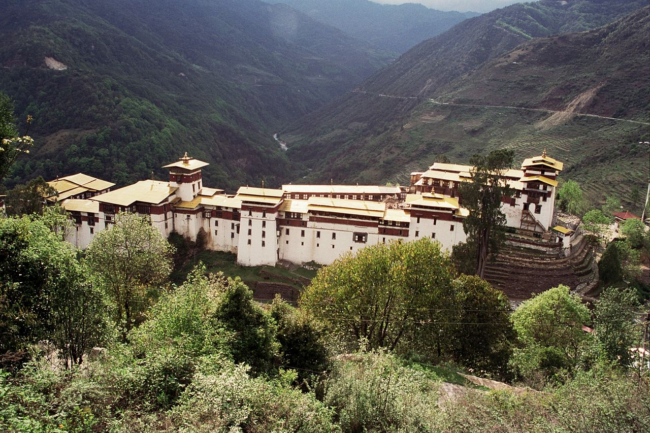 Place To Visit In and Around Dirang-Dirang Dzong, Dirang Fort
