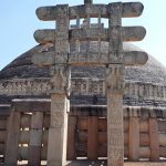 Discovery of Sanchi Stupa in Modern Times