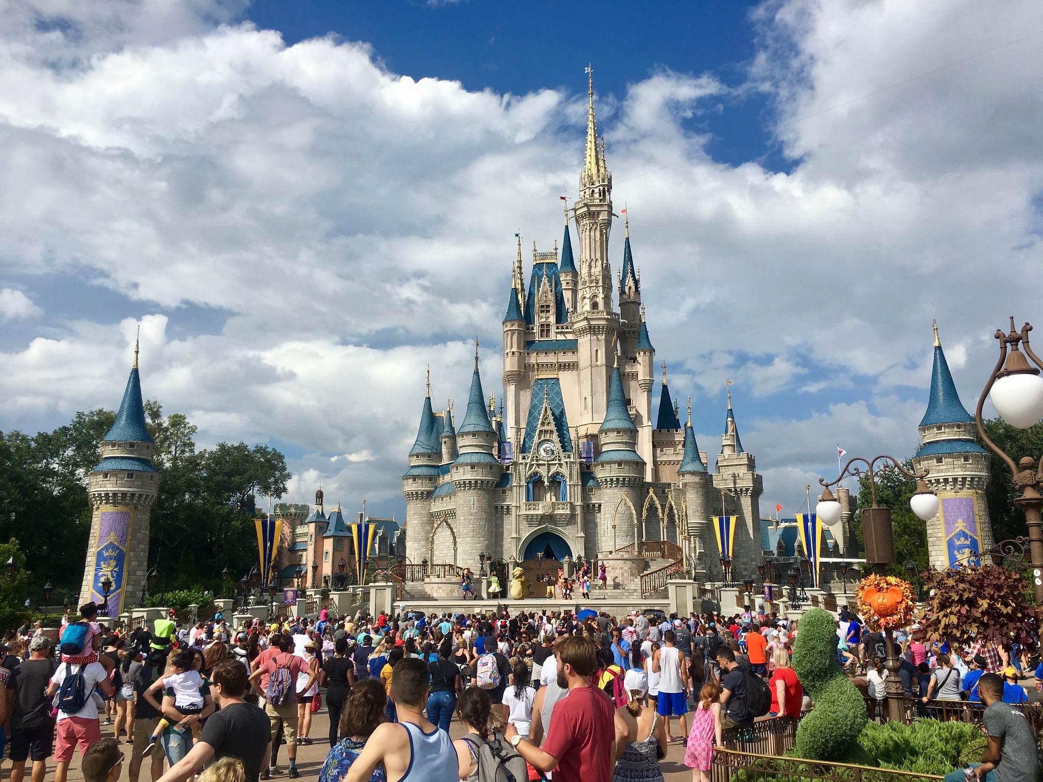 Disney World in Florida - Fun Place For Your Kid's Visit In The USA