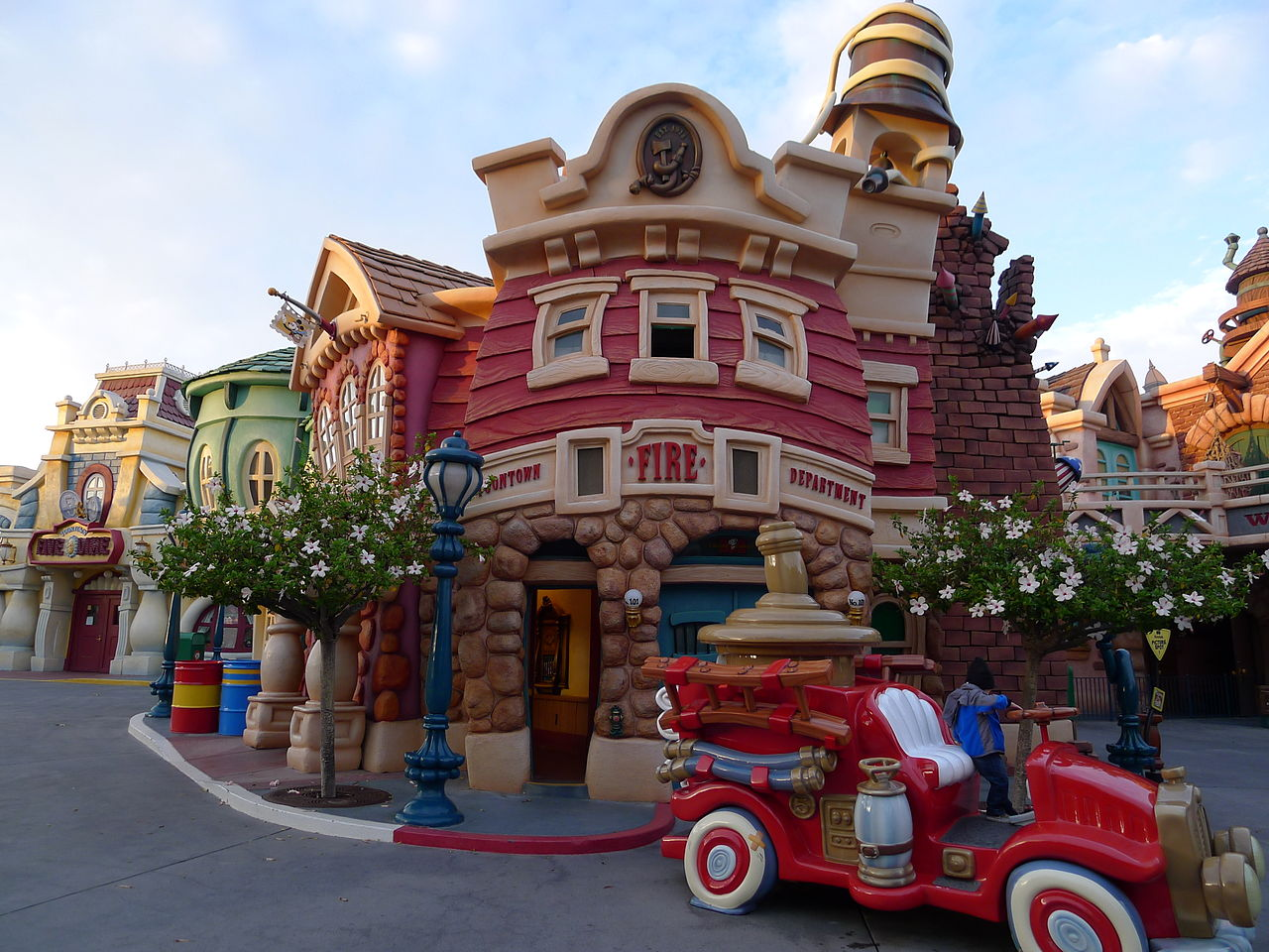 Disneyland - Place to Visit in LA