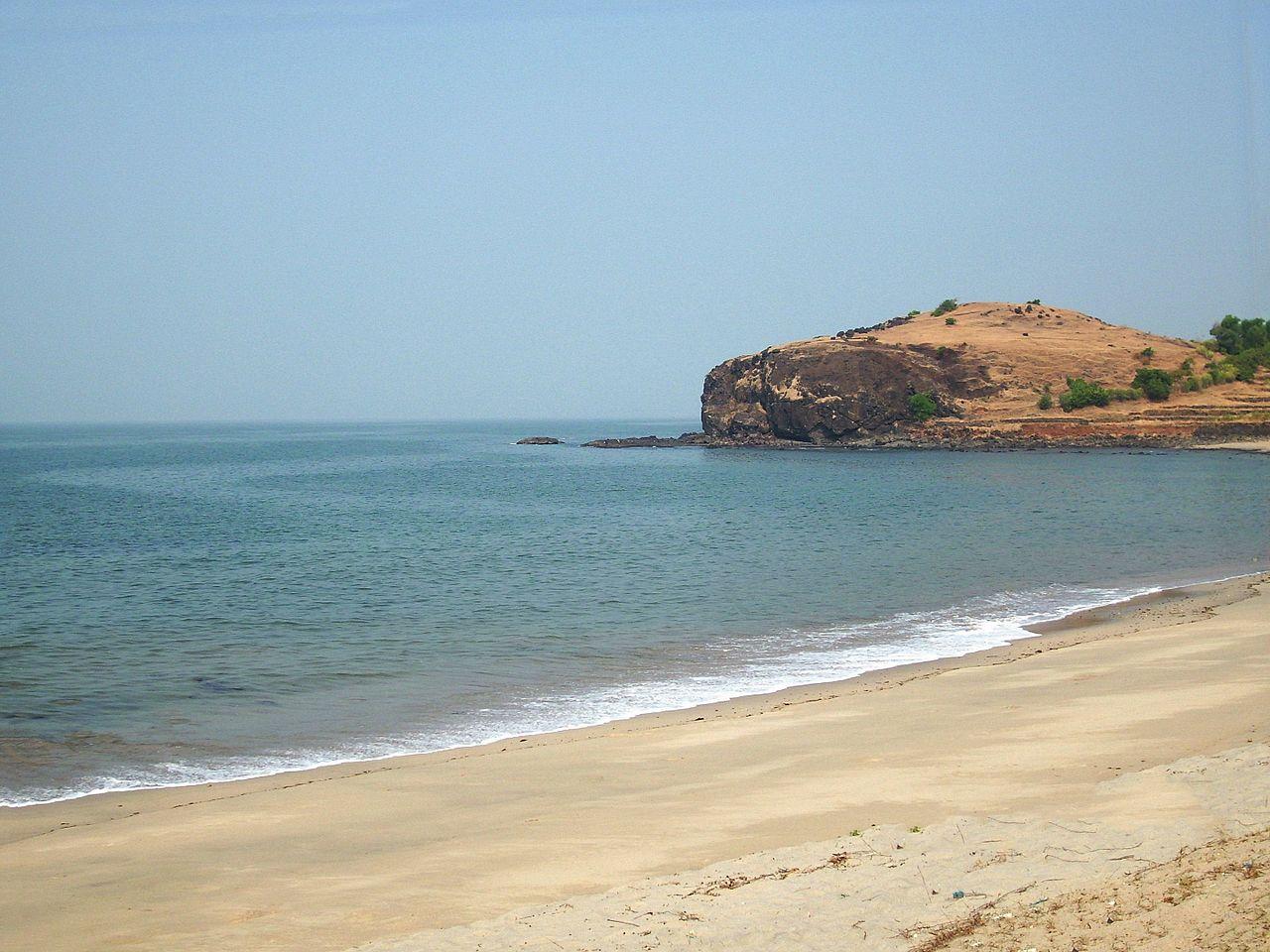 Amazing Diveagar Beach in the Konkan Coast of Maharashtra