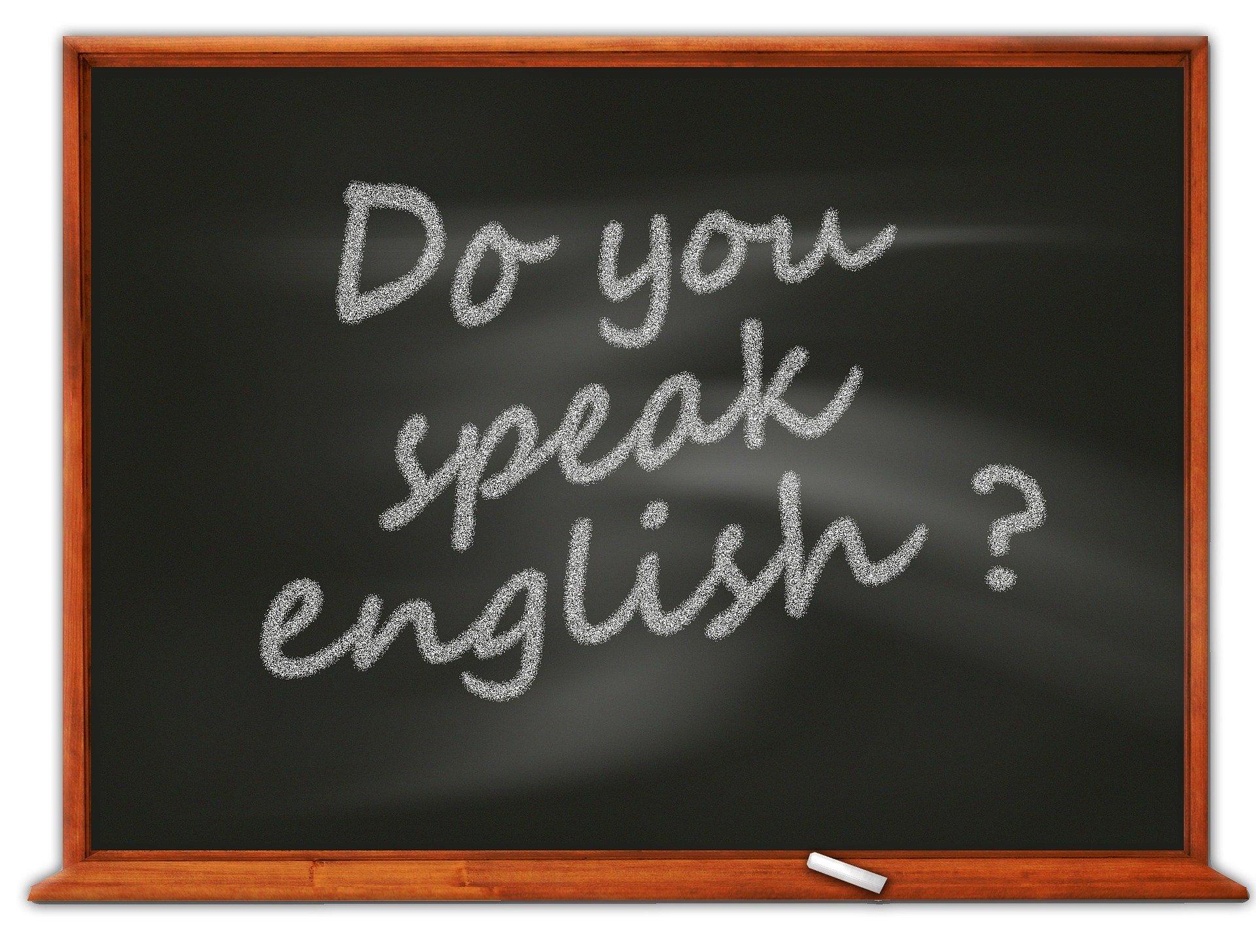 Do Lithuanian Speak in English