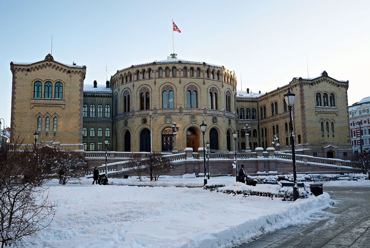 Does It Snow In Oslo Norway?