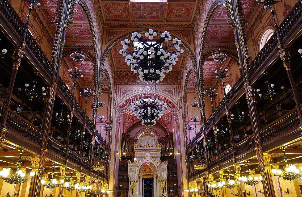 Dohány Street Synagogue - Amazing Sight-Seeing Destinations in Budapest (Hungary)