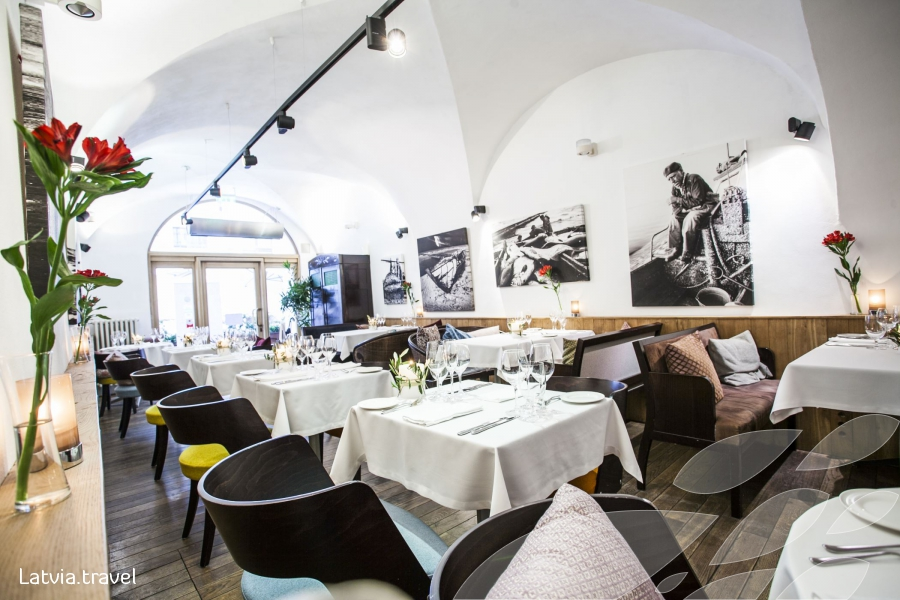 Dome Fish Restaurant That One Must Try in Riga