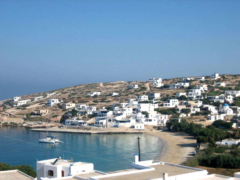 Least Crowded Greek Island-Donoussa