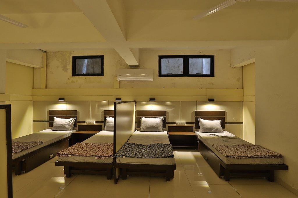 Stay Option Near Tithal Beach-Dormitories