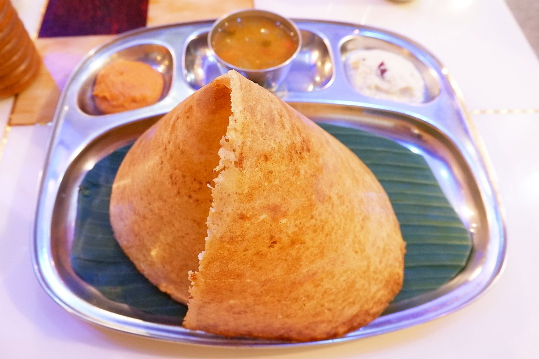 Tasty Food To Try When in Tamil Nadu - Dosa