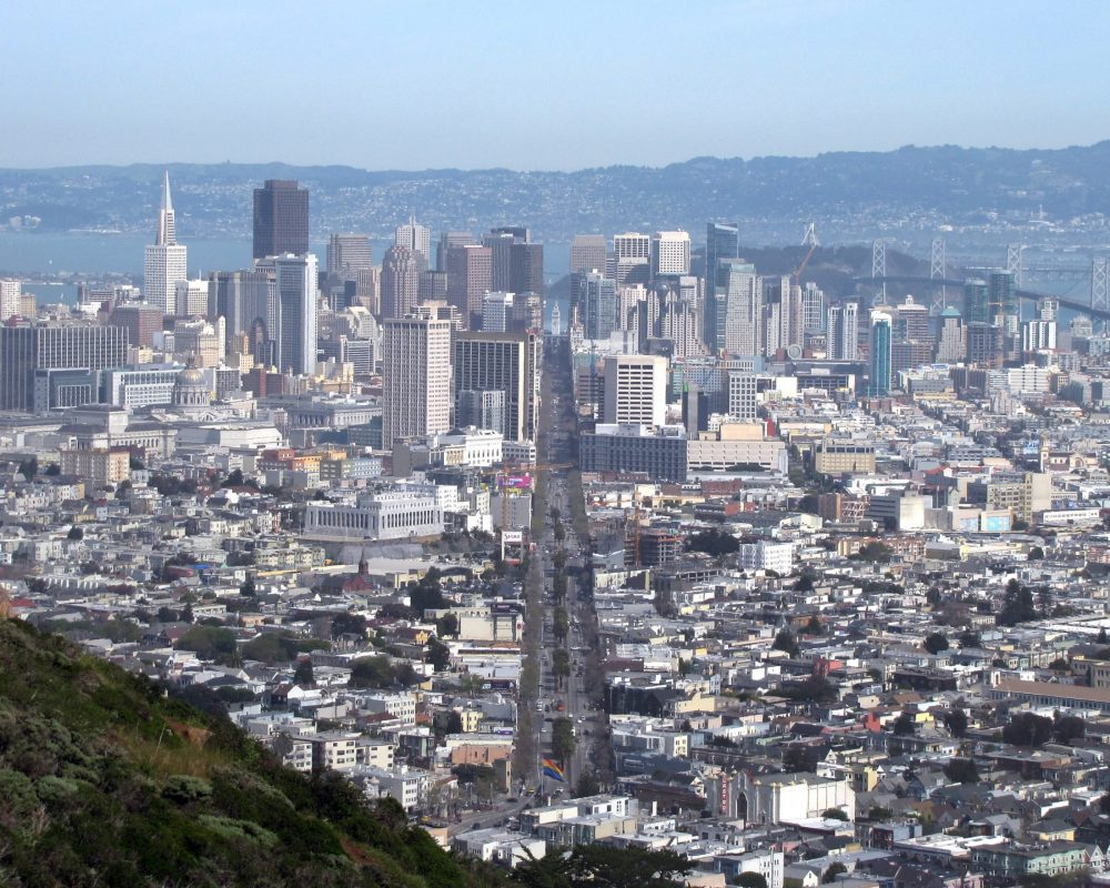 Downtown San Francisco - A Beautiful Place to Visit in San Francisco