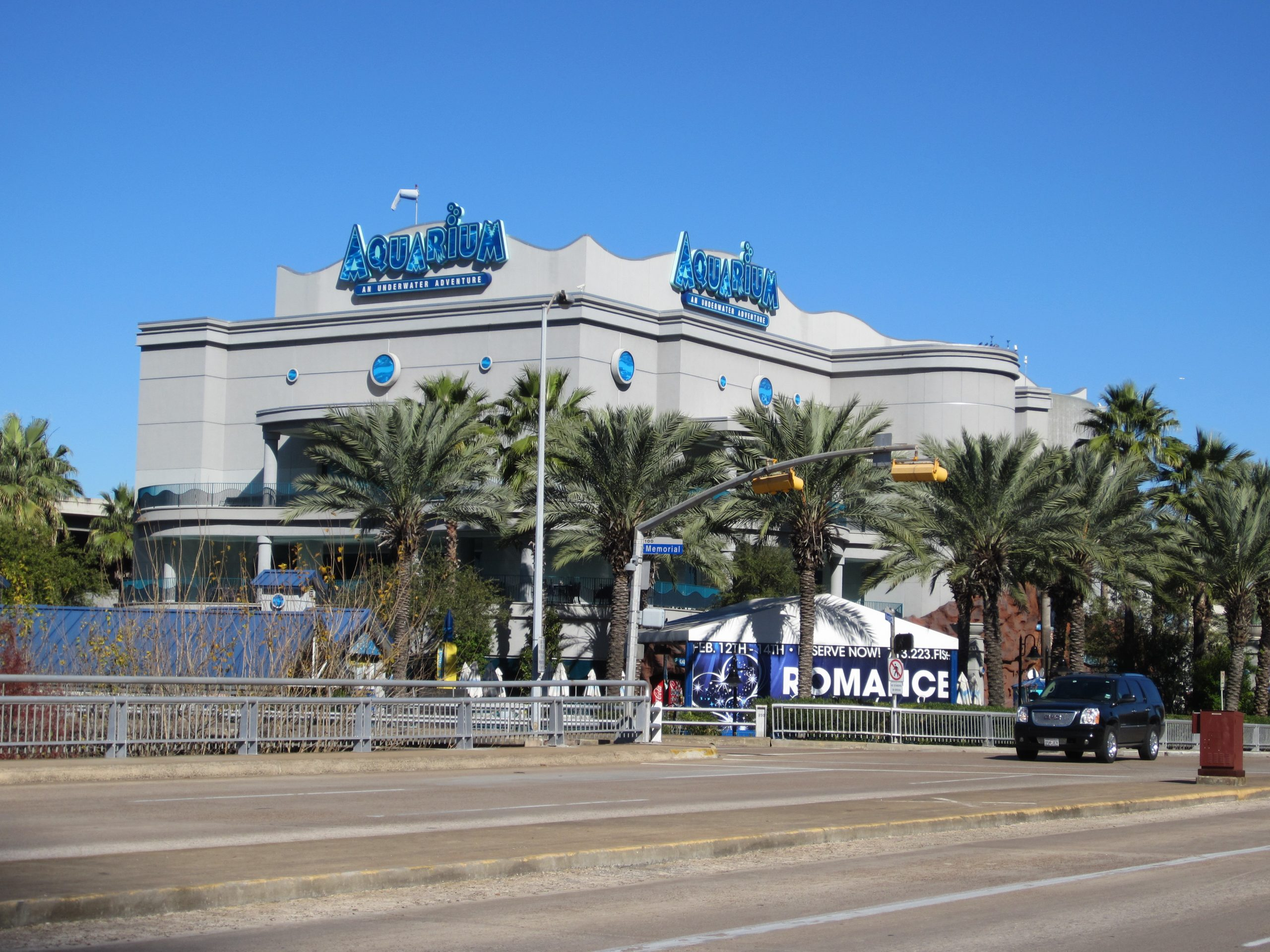 Downtown Aquarium Must Visited Place in Houston