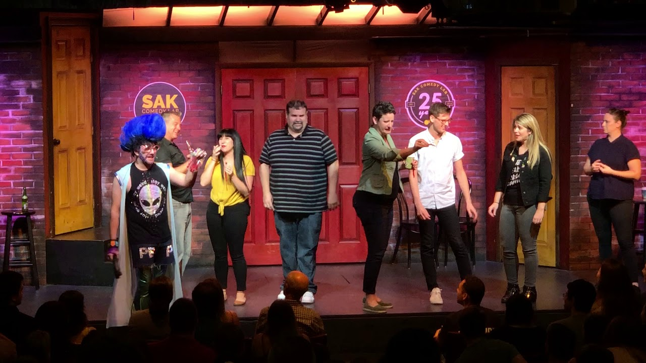 The SAK Comedy Lab in Downtown Orlando - Best Hotels to Stay in South-West Orlando