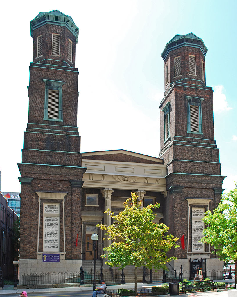 Top Place to Visit In Nashville-Downtown Presbyterian Church