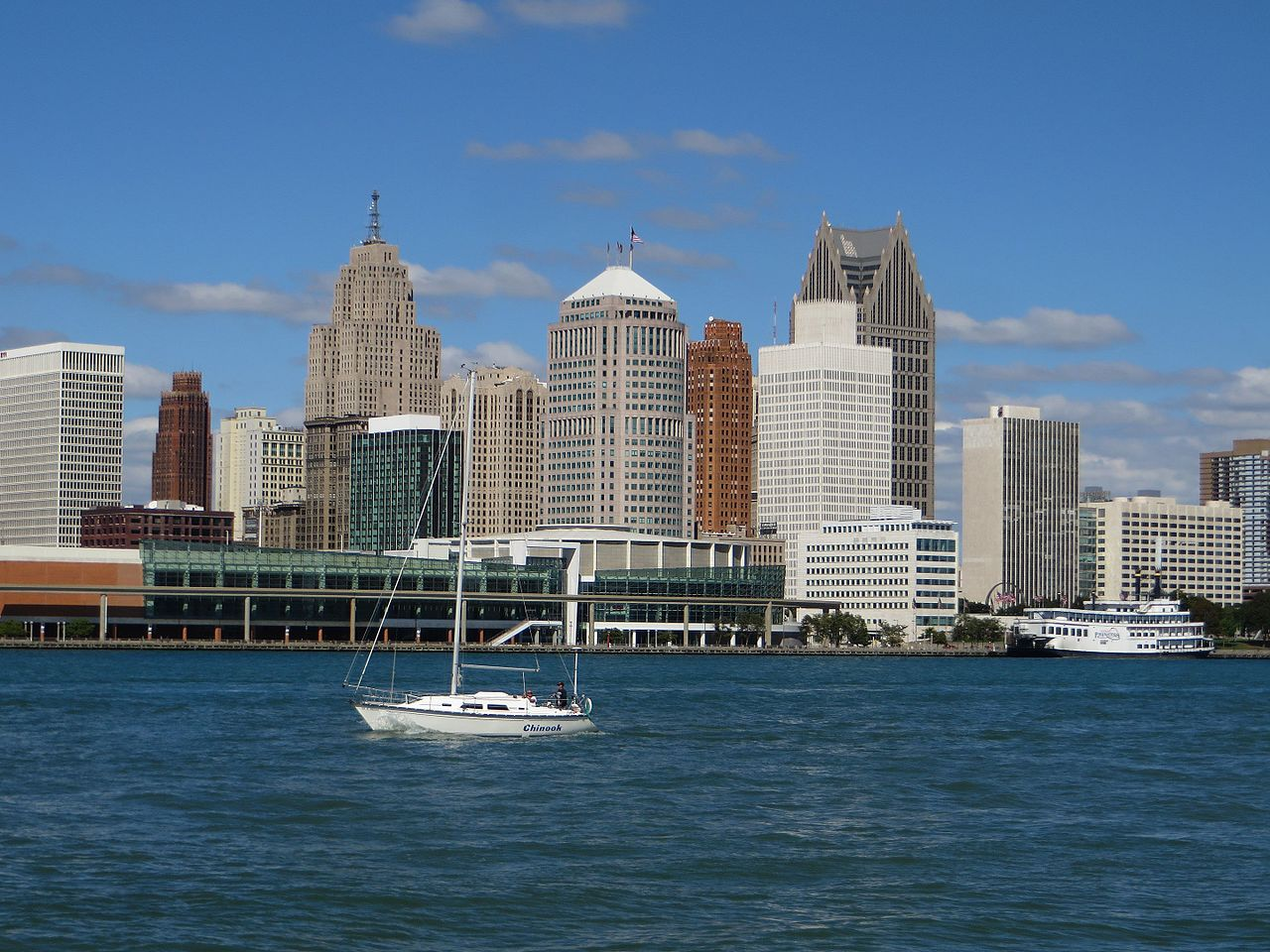Best Areas to Stay in Detroit-Downtown