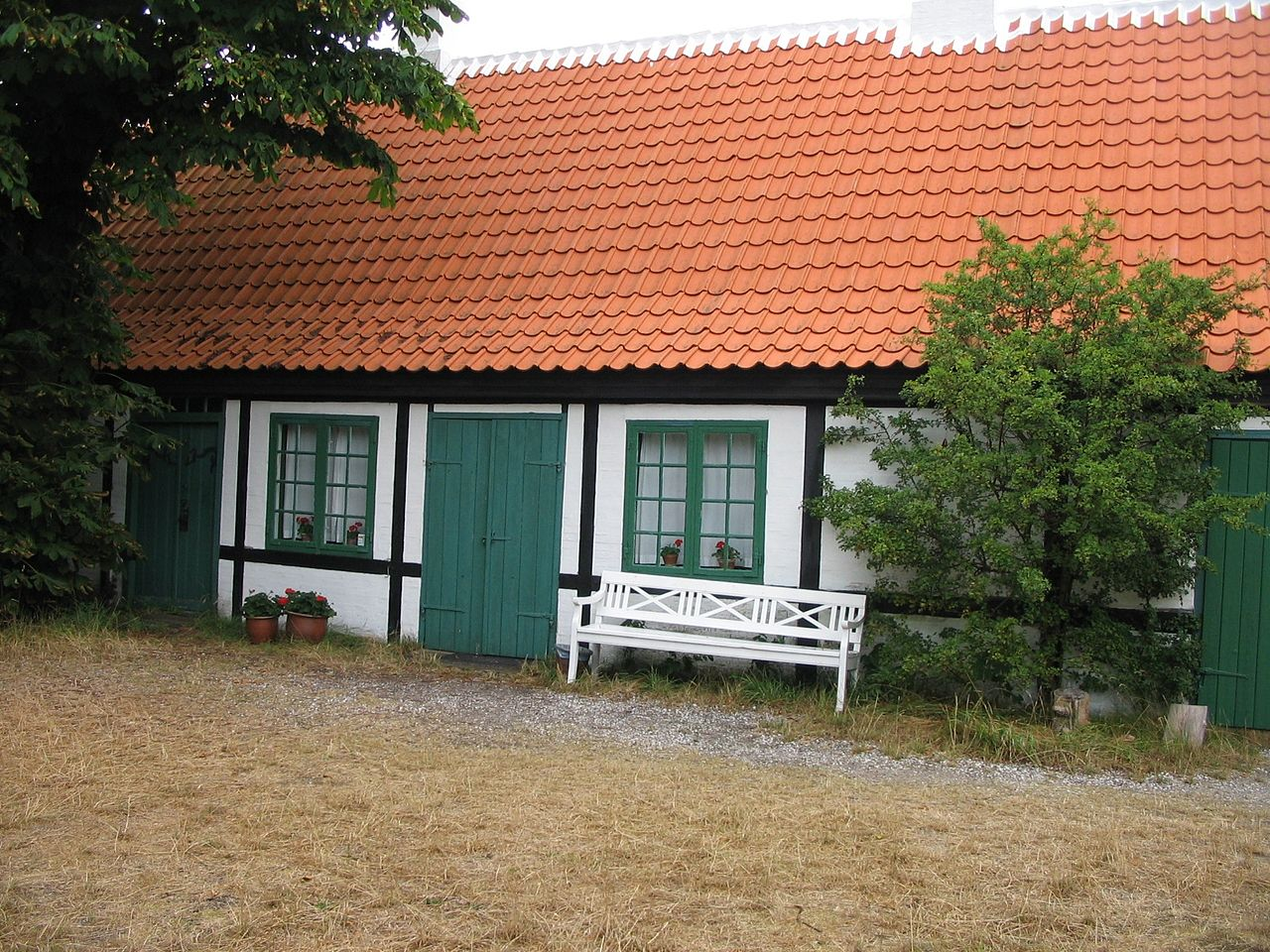 Drachmann's House - Places to See when in Skagen, Denmark