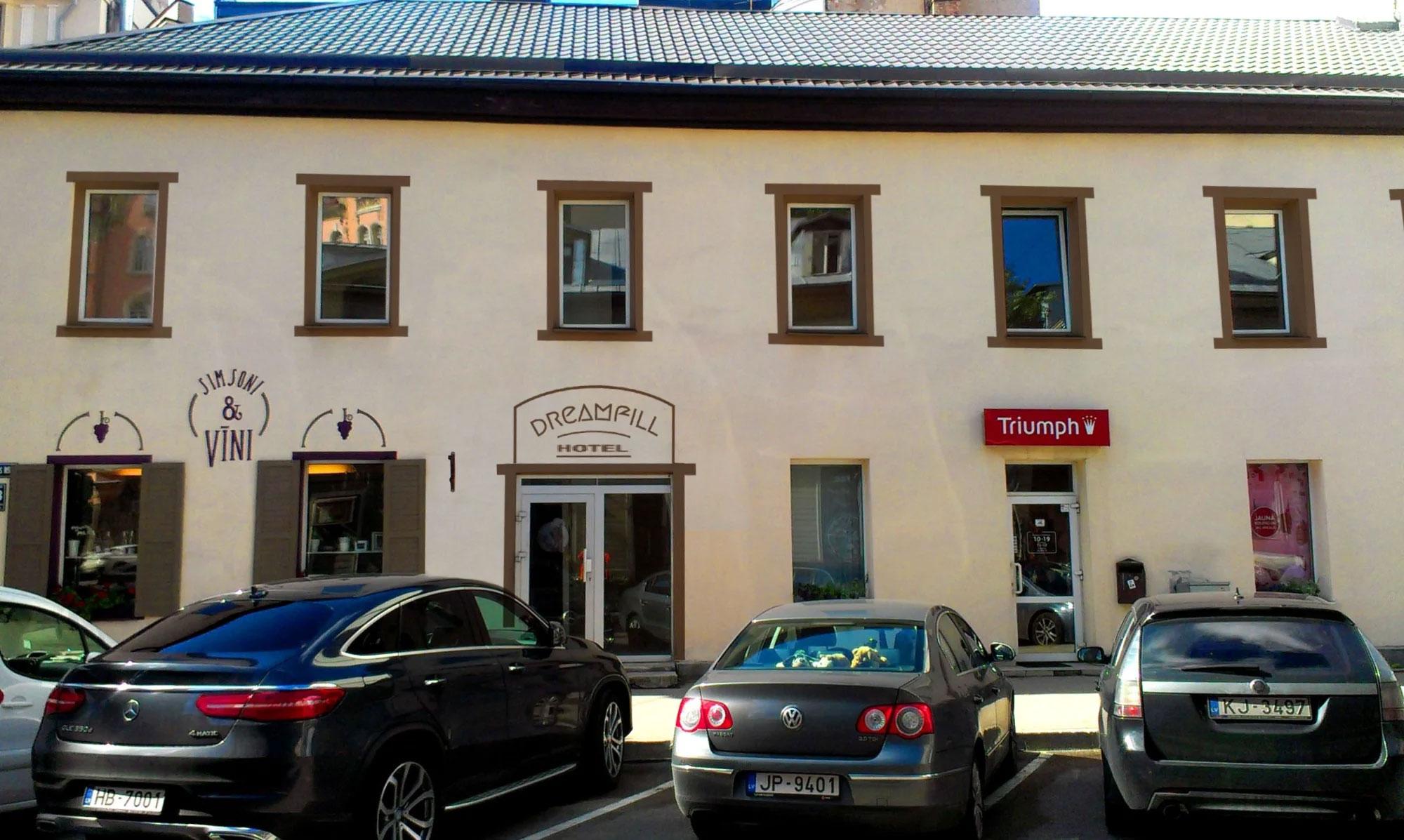 Dreamfill Hotel-Best Budget Hotels In Riga