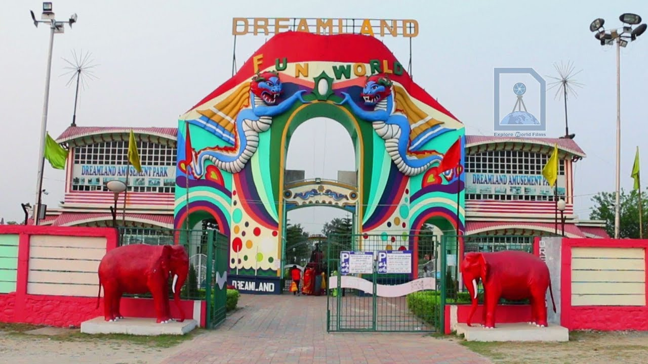Top Things To Do in Siliguri - Spending a Frolicking Day at Dreamland Amusement Park