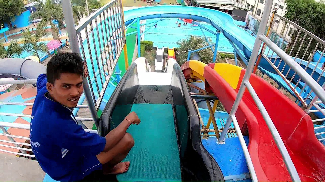 Best Place To Visit In Ghaziabad-Drizzling Land - Water and Amusement Park