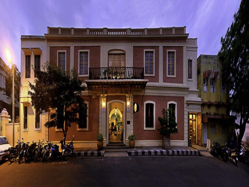 Mid-Range Hotel in Pondicherry-Dune de l'Orient