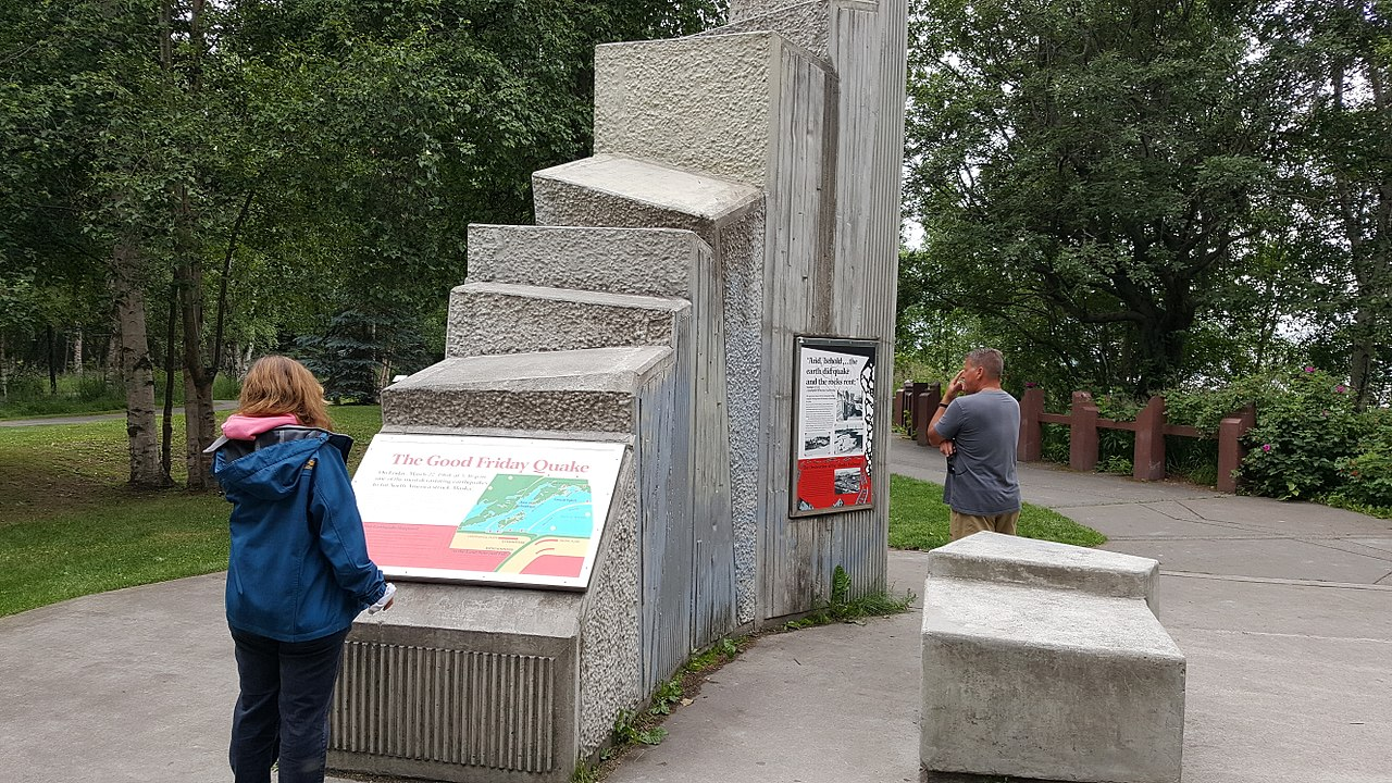 Top Park & Hiking Trail To Visit In Alaska-Earthquake Park