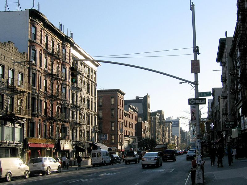 East Village/Lower East Side - Where To Stay In New York When Visiting For The First Time