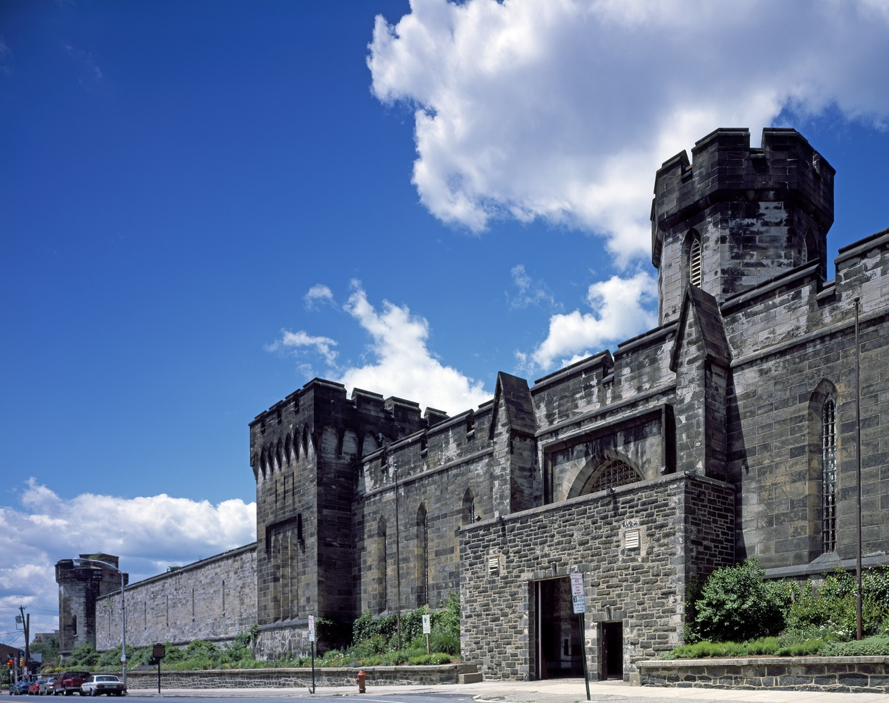Nice Attraction in Philadelphia-Eastern State Penitentiary