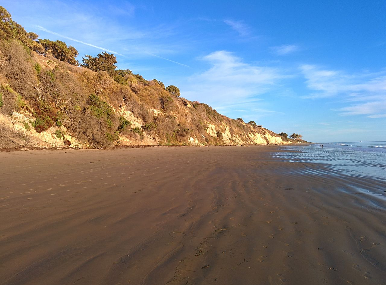 Top-rated Camping Location In California-Bothe-EI Capitan State Beach