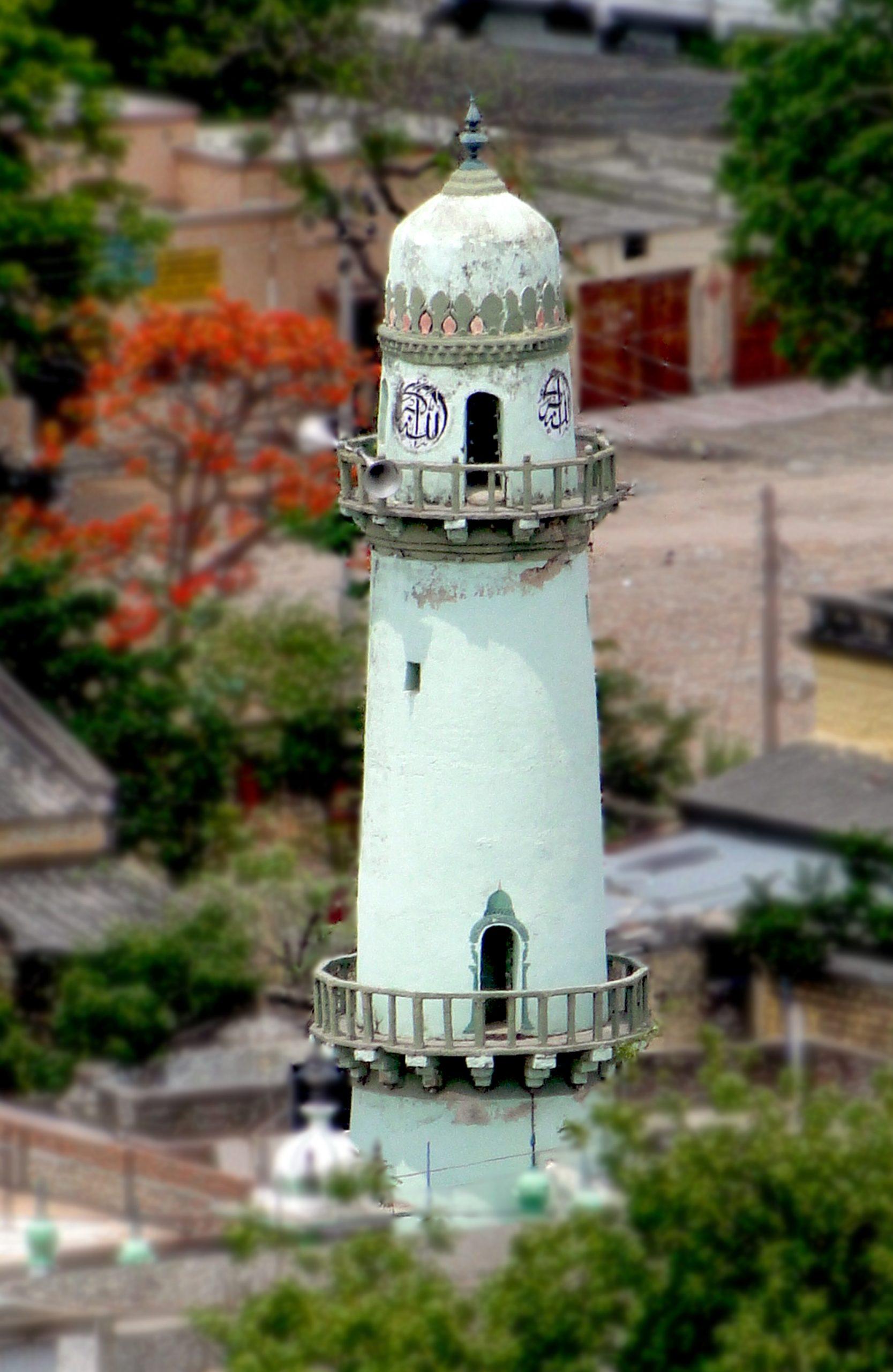 Must Visit Place Near The Raichur Fort In Raichur-Ek Minar Ki Masjid