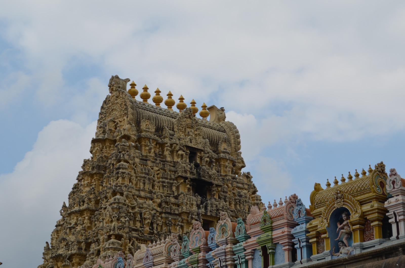 Ekambareswarar Temple Kanchipuram, Tamil Nadu