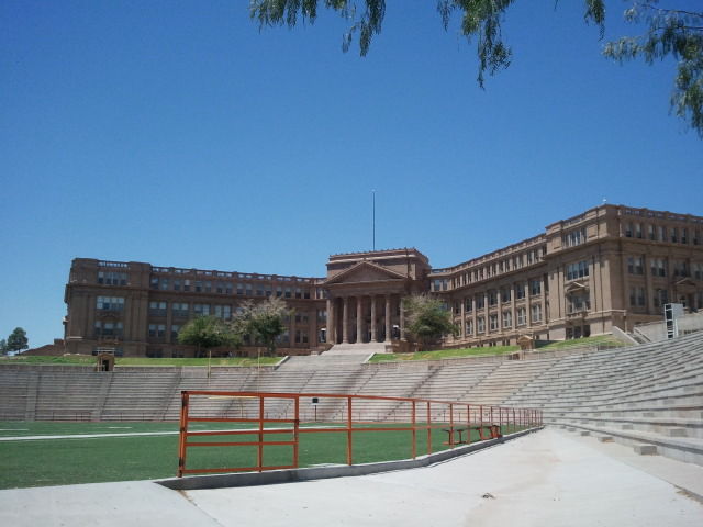 Top-rated Historical Sites Of Texas No One Visits-El Paso High School