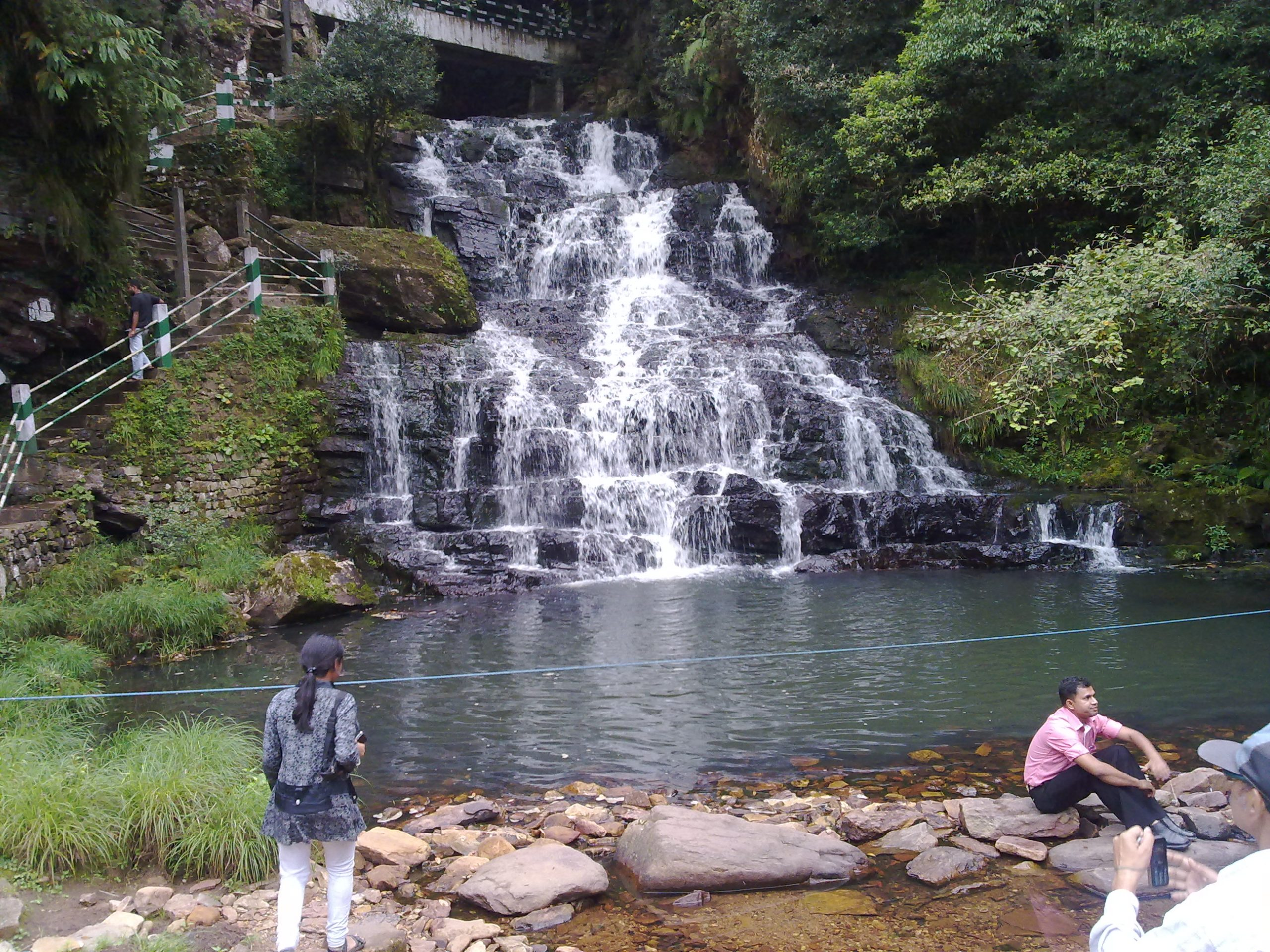 Place To Visit In Meghalaya Which Will Blow Your Minds - Elephant Falls