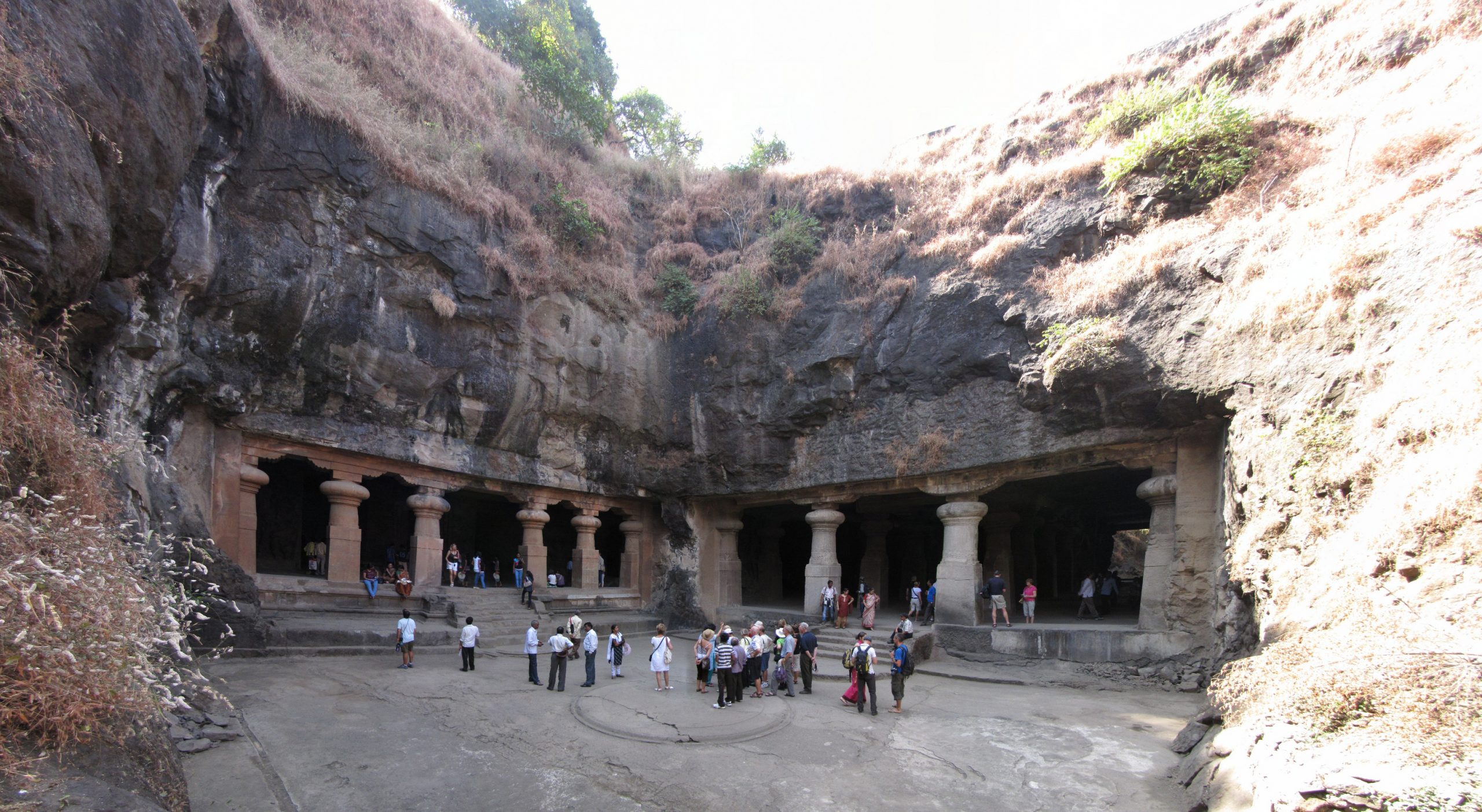 Elephanta Caves Most Visited Places in Mumbai