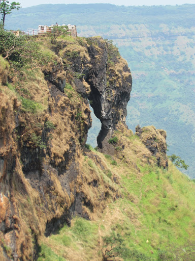 Elephant's Head Point Beautiful Place To Visit In Mahabaleshwar