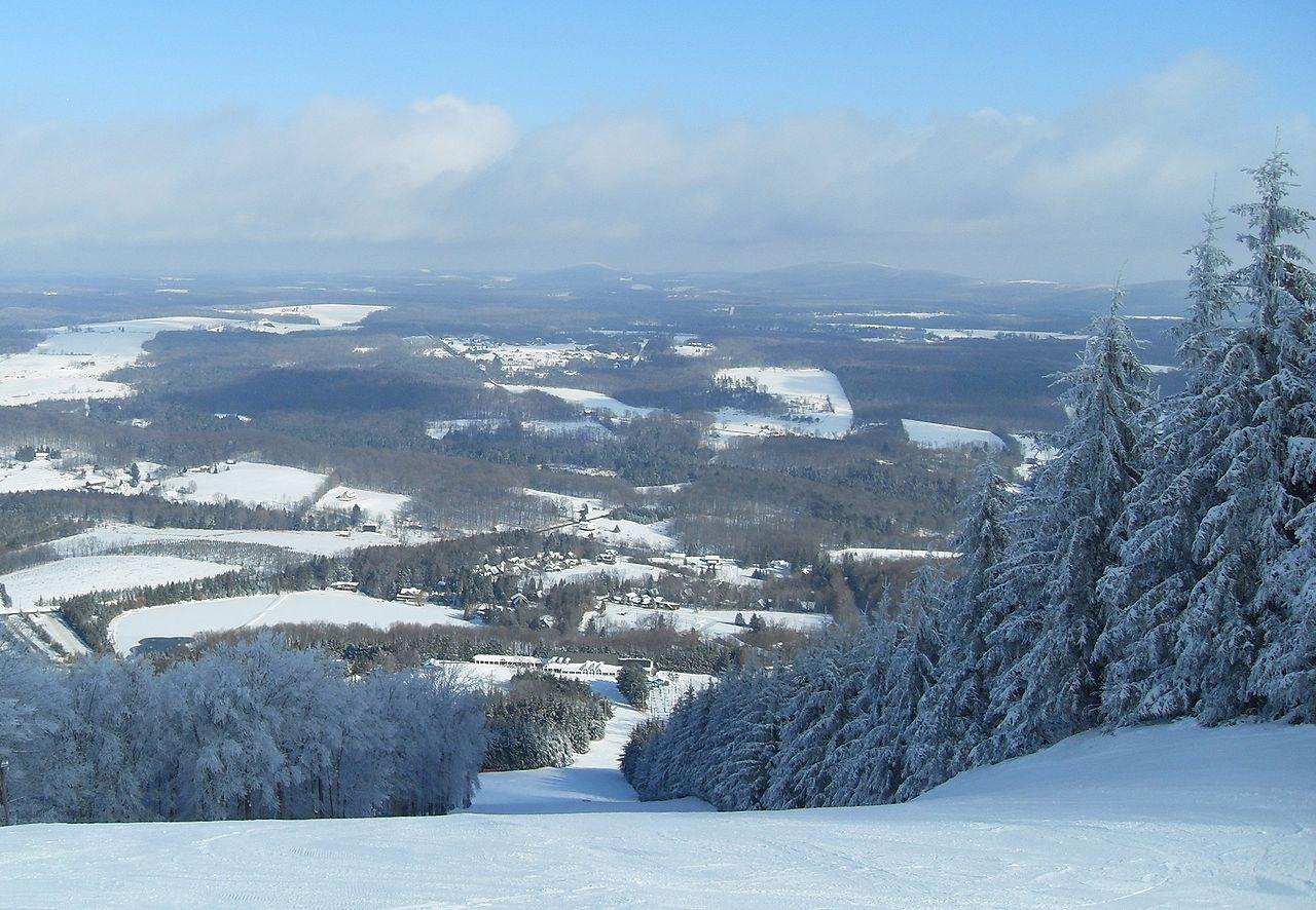 Popular Ski-resort to visit in Pennsylvania-Elk Mountain Ski Resort
