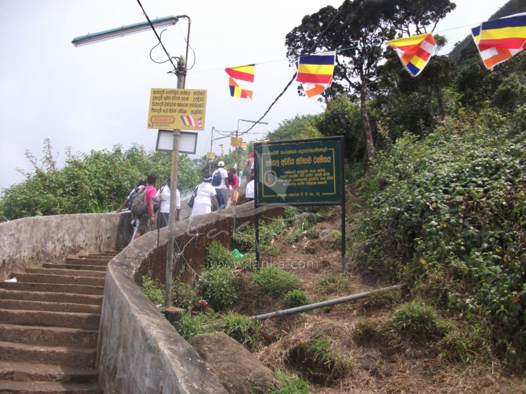 Adams Peak, Ella- Best Weekend Getaways Near Colombo