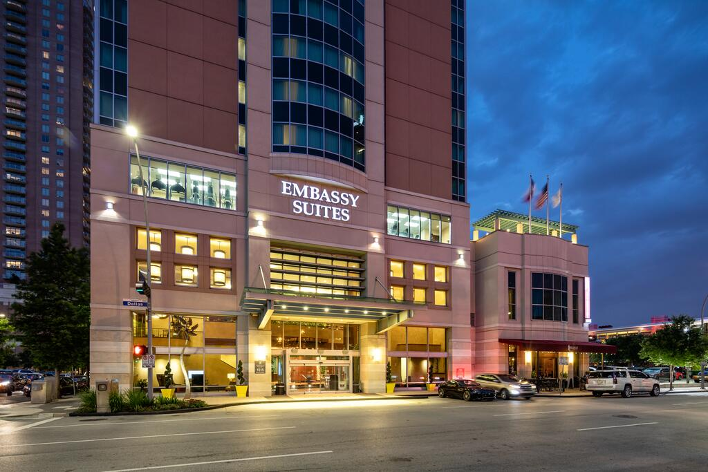 Best Mid-range Hotel in Houston-Embassy Suites by Hilton Houston Downtown
