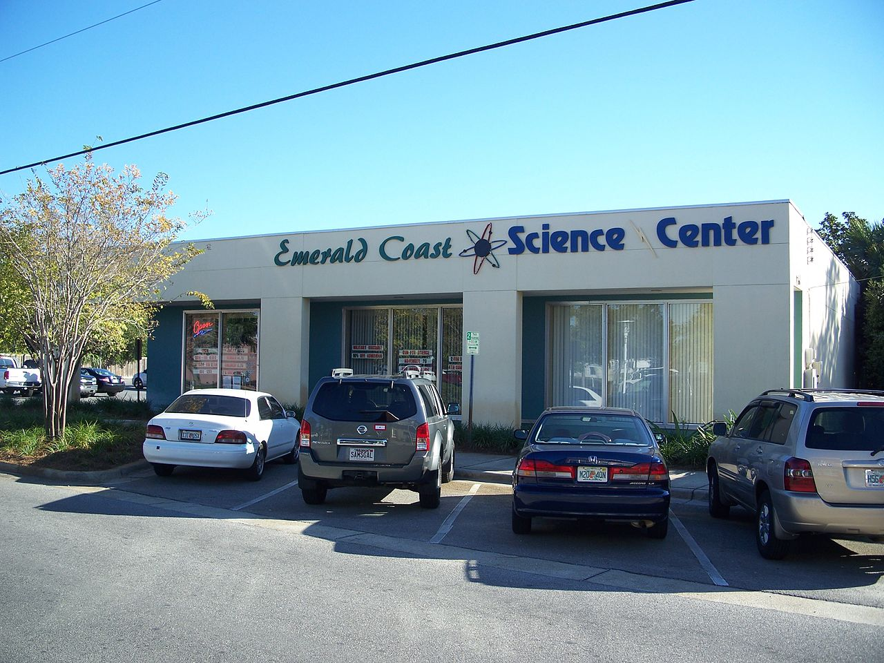 Top-Rated Place Of Emerald Coast That Draws The Tourist-Emerald Coast Science Center