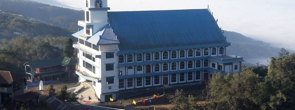 Biggest Churches of Manipur-Emmanuel Baptist Church
