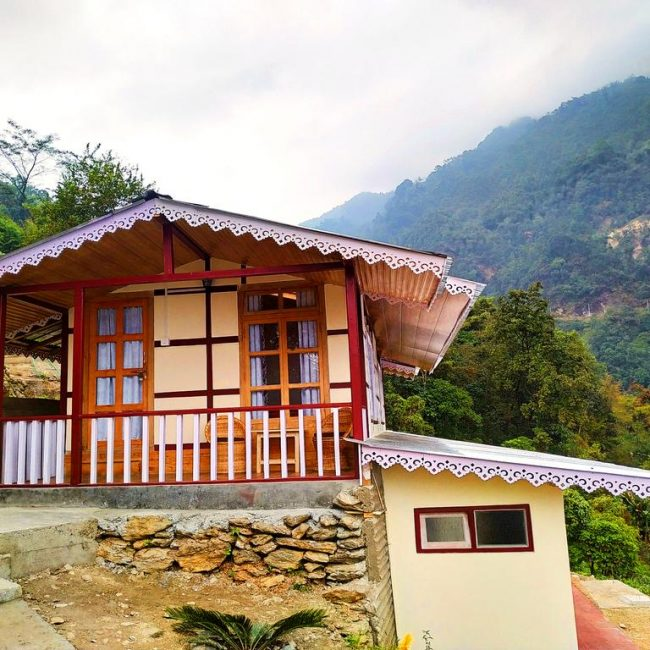 Enchanted Forest Farm Best Budget and Luxury Hotel To Stay In Gangtok