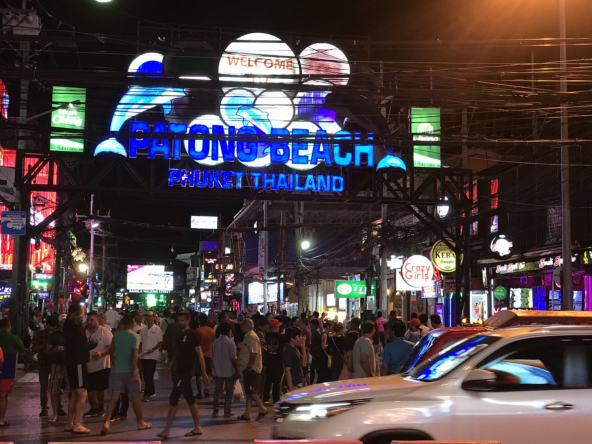 Enjoy Nightlife At Patong Beach - Experience Phuket At Its Best at This Place To Visit