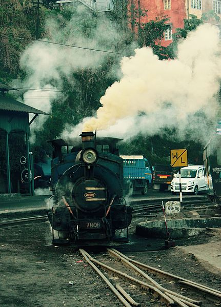Enjoying A Toy Train Ride | Things in Darjeeling That Every Traveler Must Do
